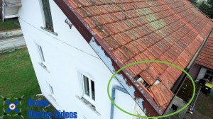 Inspection et constat sur toiture