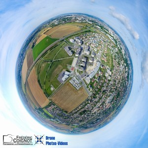 Saint Apollinaire - Mini Planet
